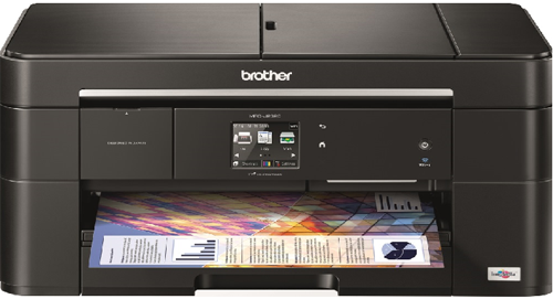 Brother Launches New Inkjet Multi-Function Centres with A3 Print Capability and Multiple Functionalities