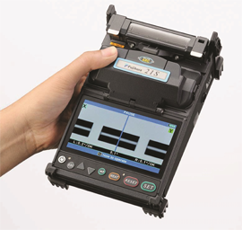 Fujikura launches World's smallest and lightest active V-groove splicer