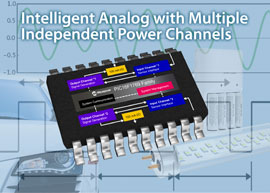 Microchip announces Microcontroller family providing multiple independent, closed loop power channels and system management
