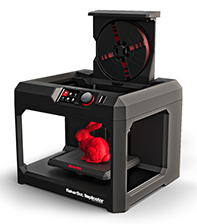 RS Components adds quartet of MakerBot 3D printing products to rapid prototyping product portfolio