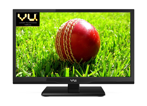 Vu TVs launches Largest Range of 15 exclusively Online-Only TVs through Flipkart
