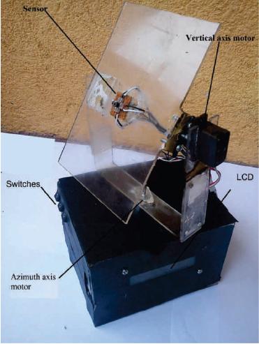 Design Of Automatic Solar Tracking Prototype Electronics
