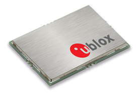 u-blox presents combined Wi-Fi, Bluetooth and NFC modules for easy implementation of latest wireless standards in the vehicle