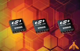 Silicon Labs Rolls Out Next-Generation 8-Bit Microcontrollers for the IoT Age