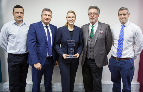 Elektron Technology awards EMEA Distributor of the Year prize to Farnell element14