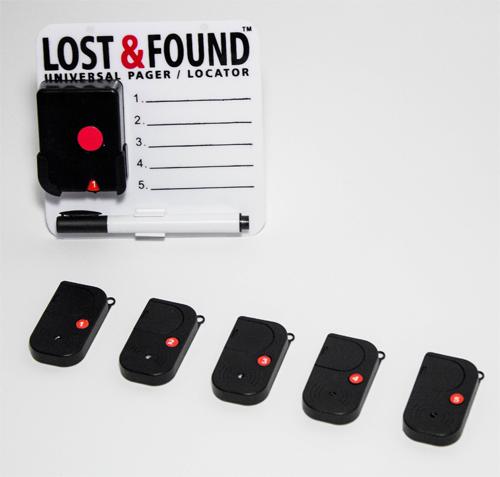 Kickstarter Lost and Found