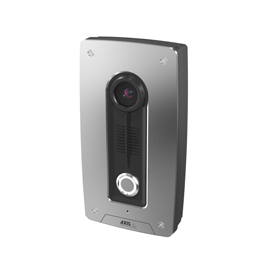 Axis Announces Its First Video Door Station For