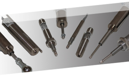 Rugged, easy-to-install inductive position sensors