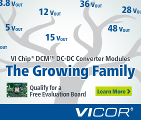 VICOR DC DC