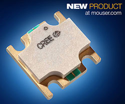 Cree 12GHz GaN HEMT-based MMICs Now at Mouser