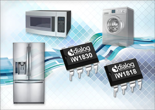 Dialog Semiconductor Enters White Goods Sector with Expanded Power Conversion Product Portfolio