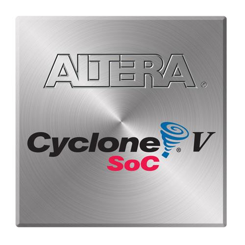 Altera® Cyclone® V SoCs