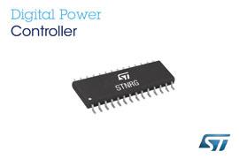 STMicroelectronics STNRG digital-controller family