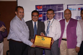 Matrix Comsec Awarded for Excellent Innovation in Telecom Technology and Products by TEMA