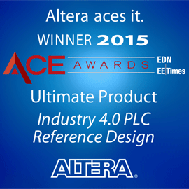 """Altera """"Aces It""""at the Annual EE Times/EDN ACE Awards"""