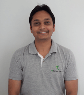 Mr. Vishal Pandya, CEO and Founder, REConnect Energy