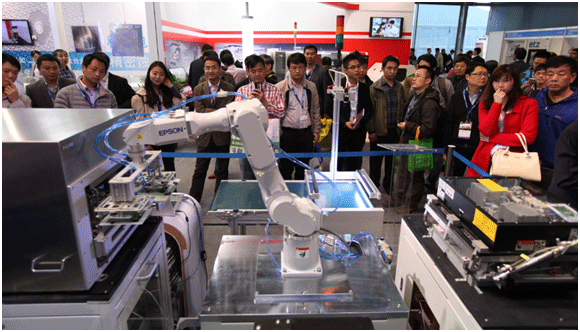 """Promoting Intelligent Manufacturing and the """"Smart Factory"""" Concept"""