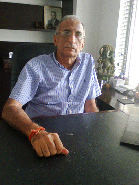 K. Krishna Moorthy