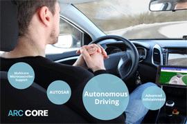 ARCCORE enters highly autonomous driving