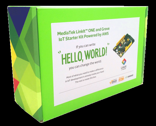 MediaTek Labs Announces IoT Starter Kit Powered by Amazon Web Services