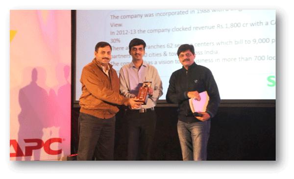Rashi wins the coveted Best GEO Distributor Award