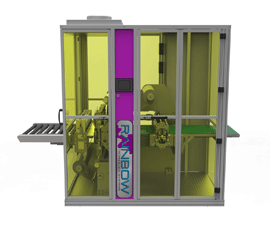 Rainbow Technology Systems To Launch Unique Singulation System At Productronica