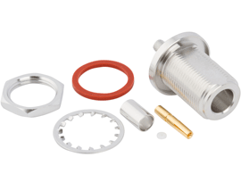 New Amphenol RF Connectors Optimized for use with Low Loss Cables