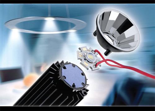 MEMS Sensors for LED