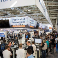 productronica 2015 show