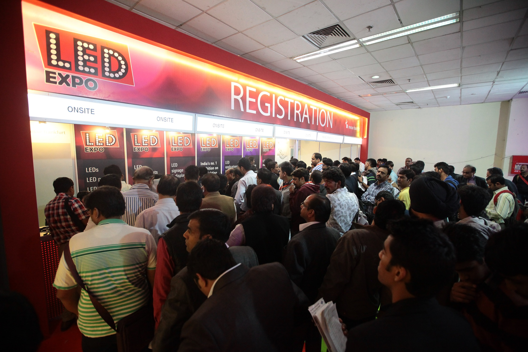 LED Expo surpasses exhibitor and visitor records for its 13th edition