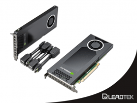 Leadtek launches NVIDIA® NVS™ 810-Brilliantly Simple Digital Signage