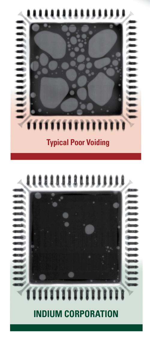 Indium Corporation to Feature Low-Voiding Solder Paste at IPC APEX 2016