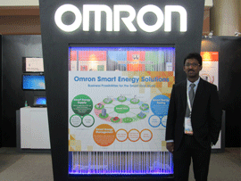 Omron unveils first-of- its-kind 'Total Tamper Detection Solution' to address power theft