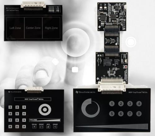 element14 launches the MSP CapTIvate™ MCU Development Kit