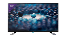 Noble Skiodo launches big 48inch smart TV 50SM48P01 for Rs.39,999.00/-