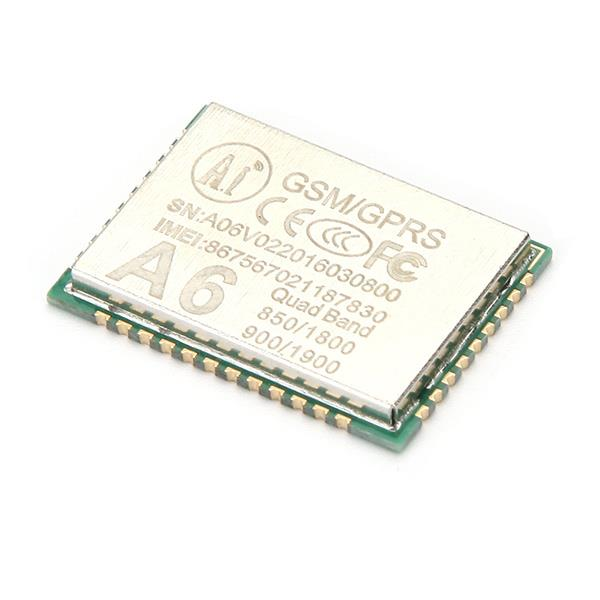 Cheapest GPRS/GSM module - Electronics Maker