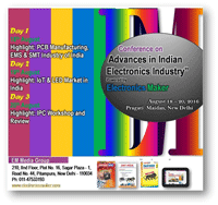 "Conference on ""Advances in Indian Electronics Industry Powered by EM Media"""