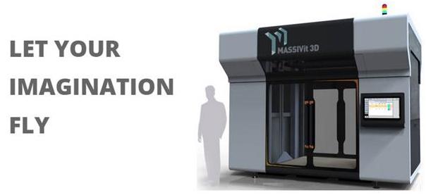 Massivit 3D Super-Fast, Super-Sized 3d Printing