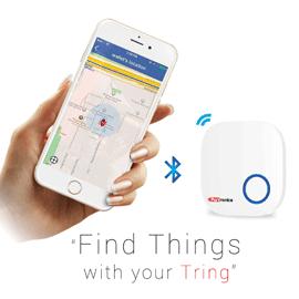 "Portronics Launches ""Tring"": A Smart Key-Finder cum Anti-Lost Alarm"