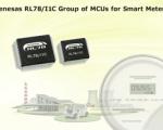 Renesas RL78/I1C Group of MCUs for Smart Meters