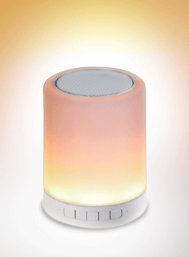 Touch lamp Speakers