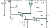 Peak current mode CCM DC-DC modeling design considerations