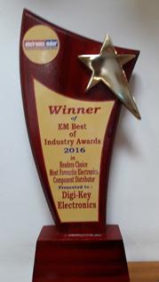 Digi-key-EM-Best-Award