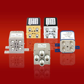 New Lines of Electromechanical Relay Transfer Switches from Fairview Microwave offer High Performance Covering DC to 40 GHz