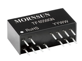 Active High Precision Single Input & Bipolar Output Signal Conditioning Module TF6550GN