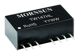 Two-wire Loop Powered Supply PWM Signal Conditioning Module