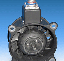 Compact Tubeaxial Fans from Ametek Rotron
