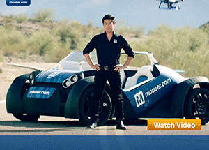Mouser Electronics, Grant Imahara and Local Motors Showcase Promise of Self-Driving Technology with 3D-Printed Vehicle Equipped with Drone Technology