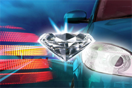 ROHM Semiconductor Demonstrates Its Latest Automotive Exterior Lighting Solutions  at electronica 2016