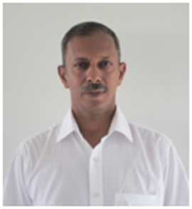 Mr. Ramanan JV, Vice President Engineering (Defense), Mistral Solutions
